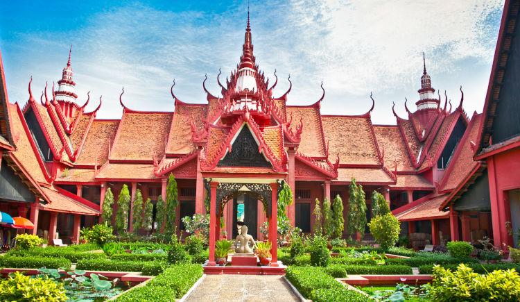 Musee National de Phnom Penh