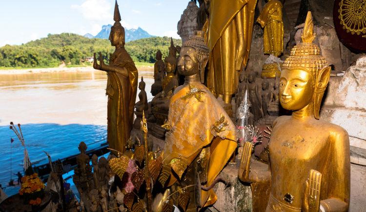 Pak Ou Laos