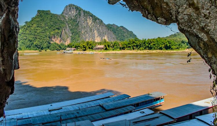 Cave Pak Ou Laos