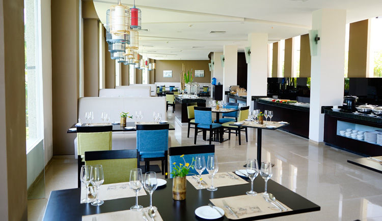 Kappa Club Melia restaurant