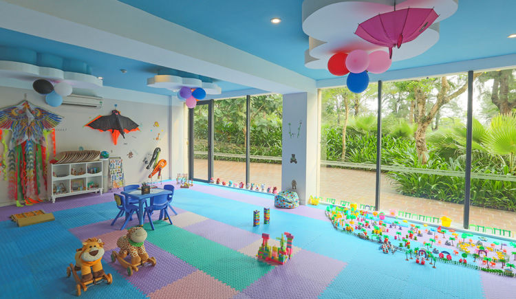 Kappa Club Melia kids club