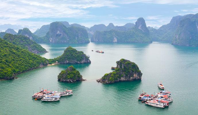 Vietnam Express en hôtels MGallery avec extension Phu Quoc 5 *