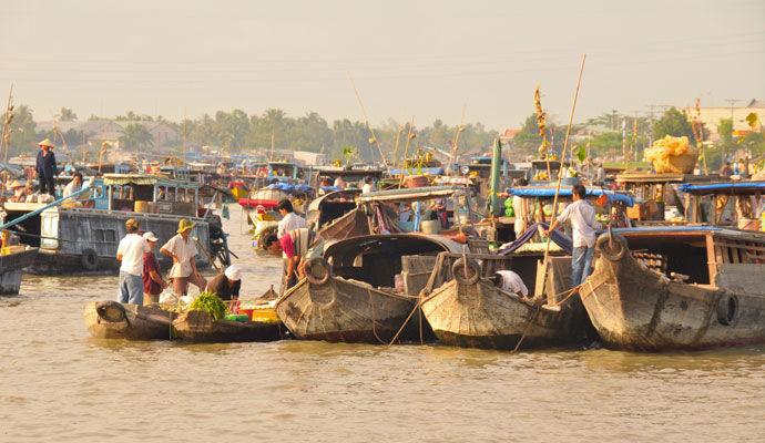 delta mekong
