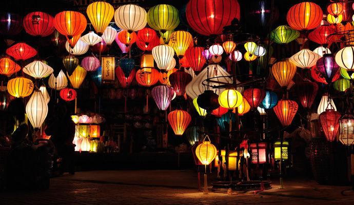 Aux Lueurs des Lanternes