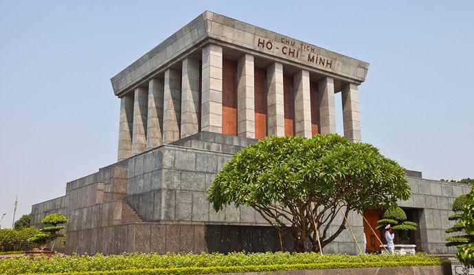 mausolee Ho Chi Minh