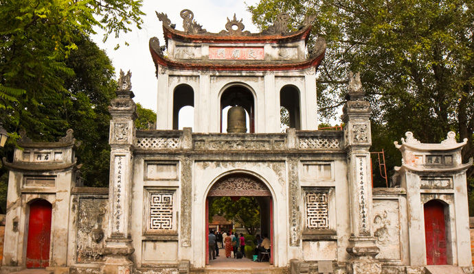 Temple de la Litterature