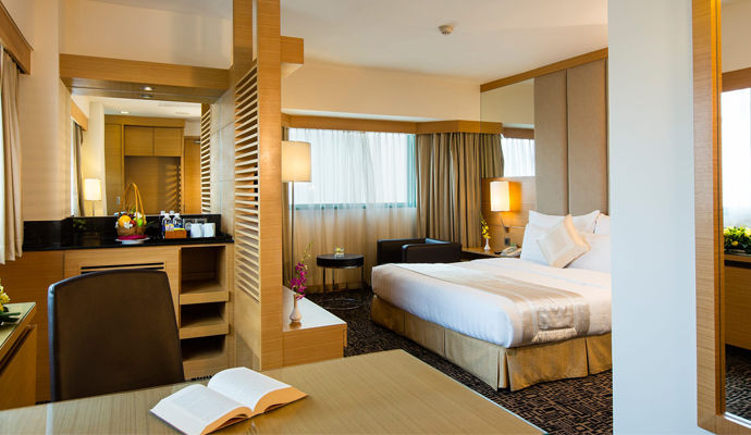 chambre superieure sunway hotel hanoi
