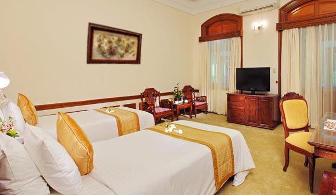 chambre superieure continental hotel saigon