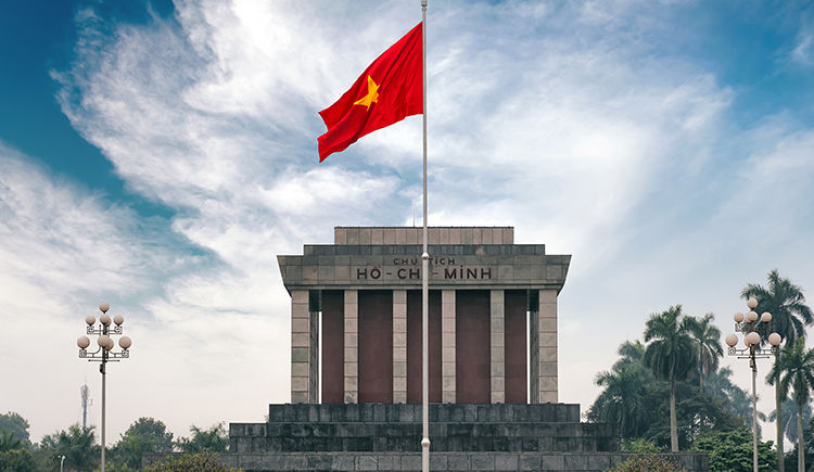 Ho Chi Minh Mausolee