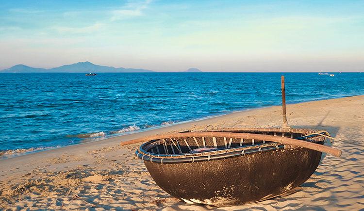 plage de Hoi An