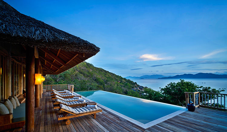 Six Senses Ninh Van Bay 5 *