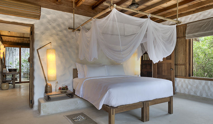 Beach Villa chambre