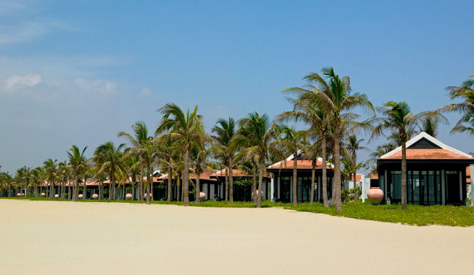 Four Seasons Resort The Nam Hai 5 * Luxe