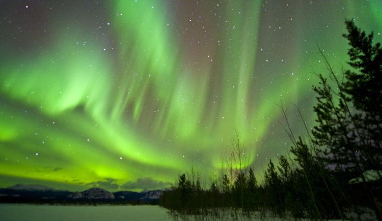 lumieres du Yukon