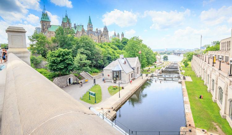 Ottawa Canal Rideau