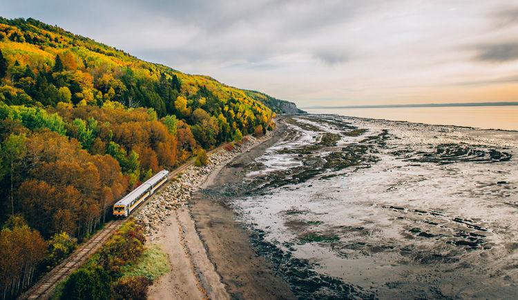 excursion en train