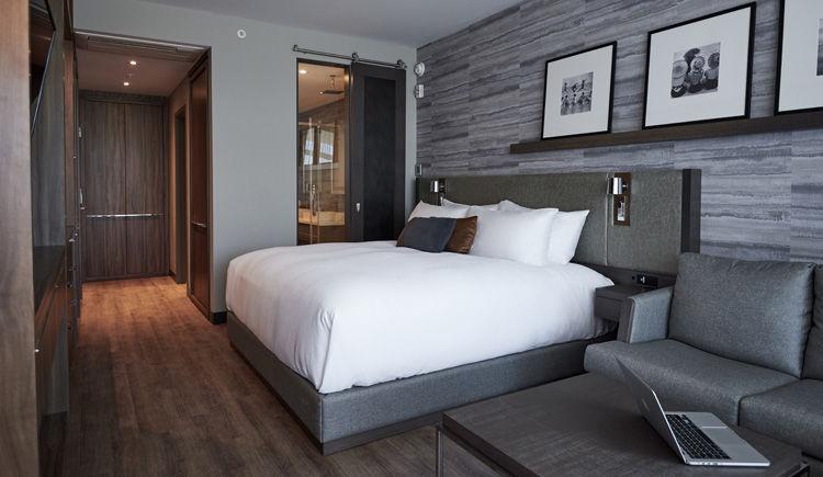 chambre hotel Entourage Resort