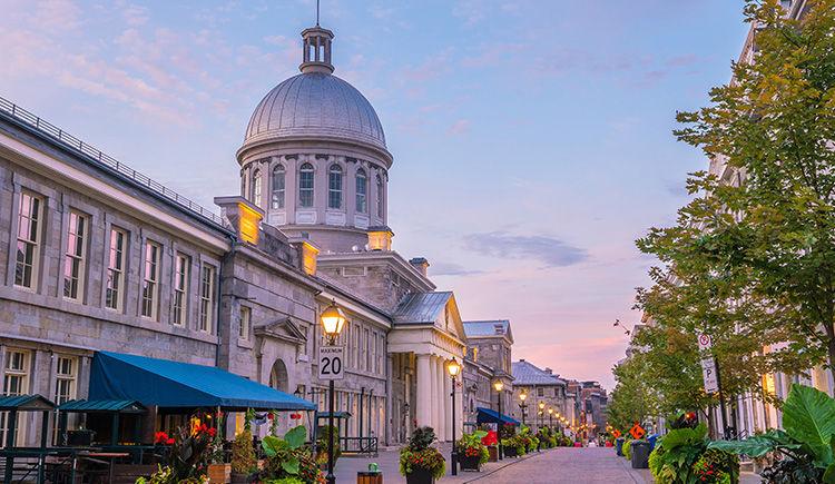 Montreal - Vieille Ville