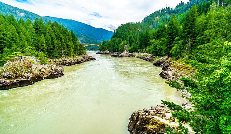 fleuve Fraser