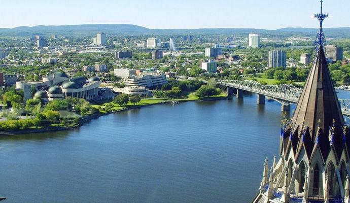 riviere des Outaouais