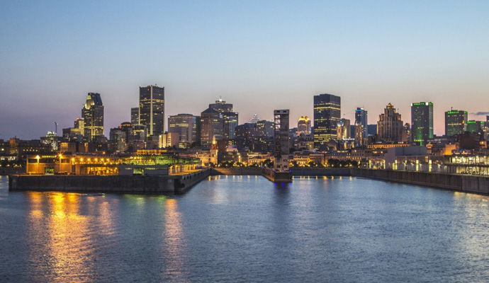 Vieux-Port de Montreal