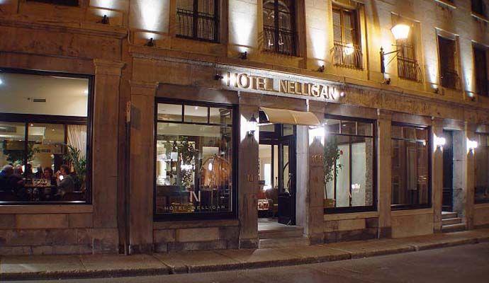 facade hotel nelligan