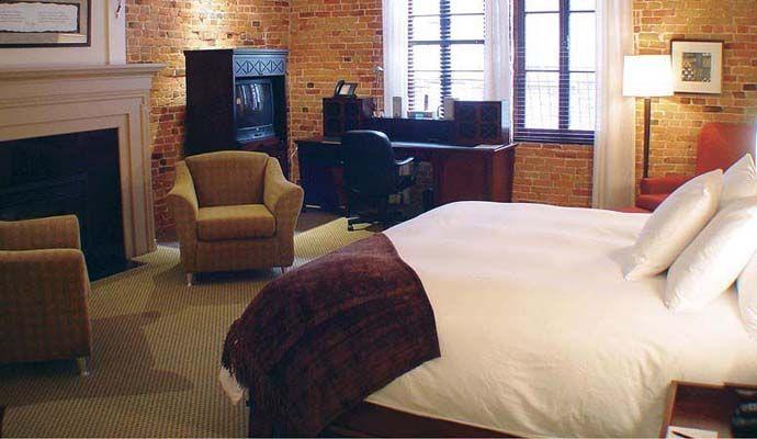 chambre superieure hotel nelligan