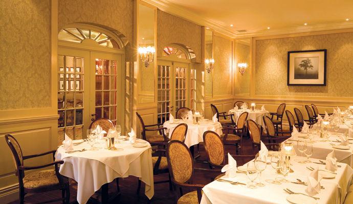 restaurant manoir victoria