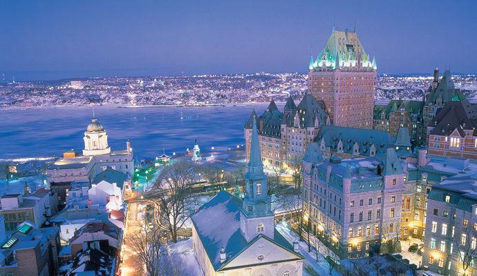 New York / Québec / Montréal