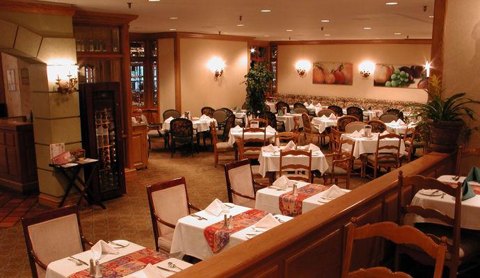 restaurant delta montreal