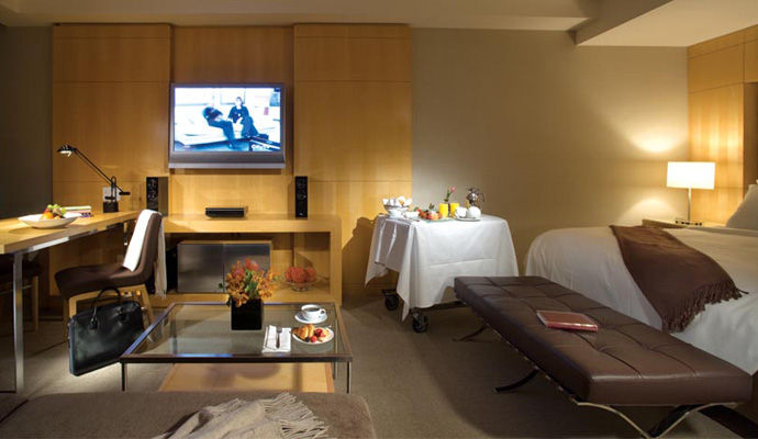 chambre luxury premier