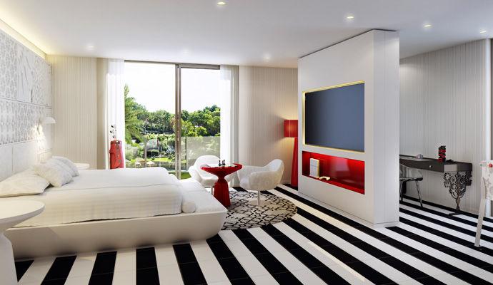 doubel suite