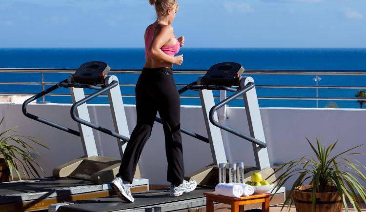 Gym terrasse