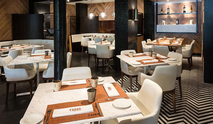 restaurant Txoco
