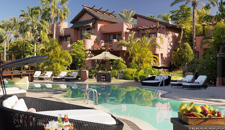 Tagor Villa piscine