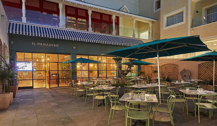 restaurant Il Paradiso