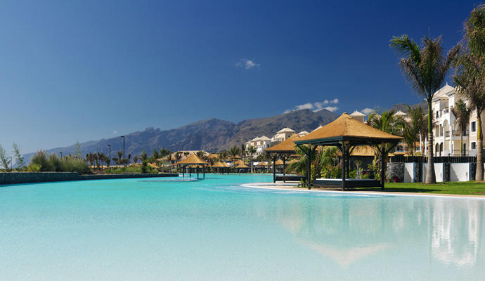 Gran Melia Resort Palacio de Isora 5 *