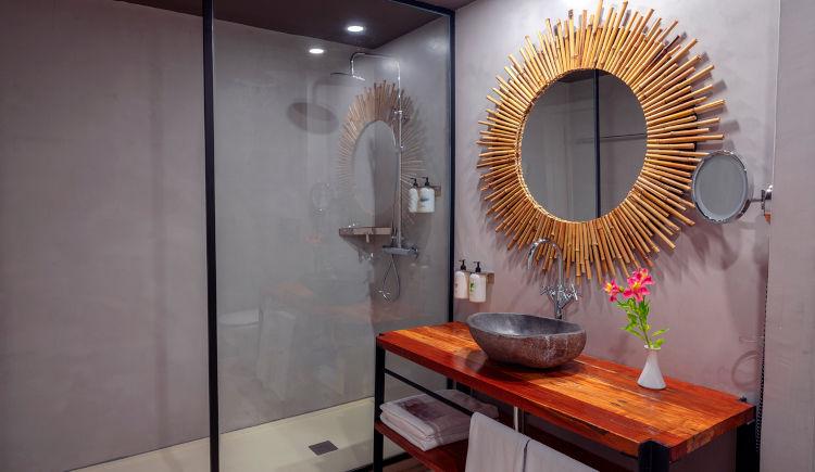 chambre double salles de bain