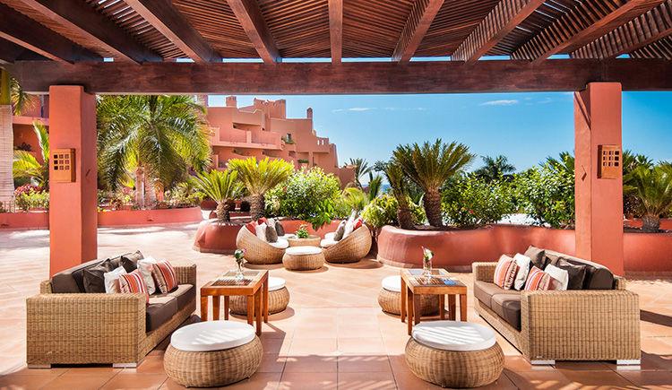 terrasse bar La Glorieta