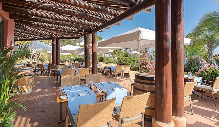 restaurant Vivace Pool