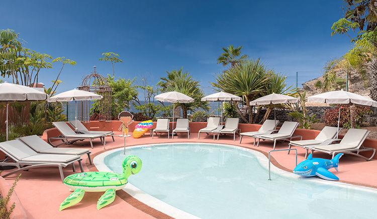 El Guanchito Club piscine