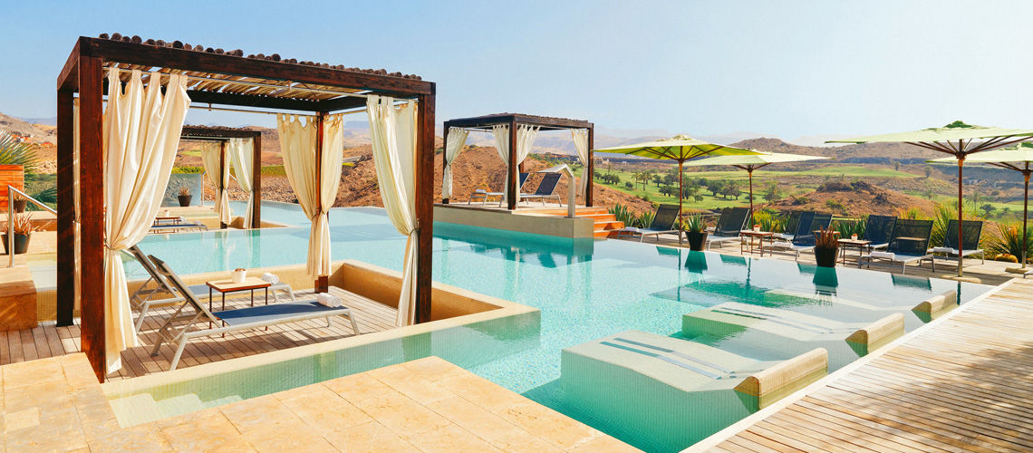 Salobre Hotel, Resort & Serenity by Nosylis Collection 5 *