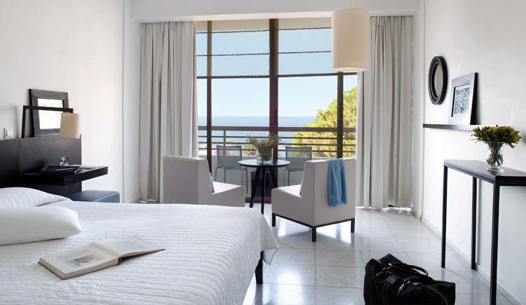 chambre veranda vue mer