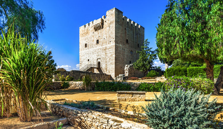 forteressse medievale de Lemesos