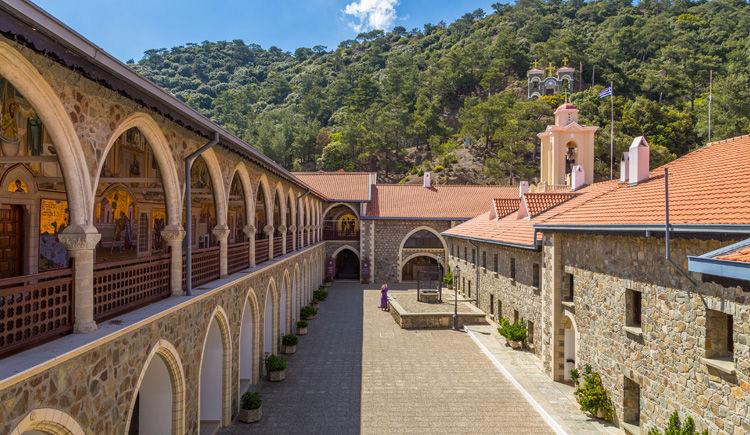 monastere de Kykkos