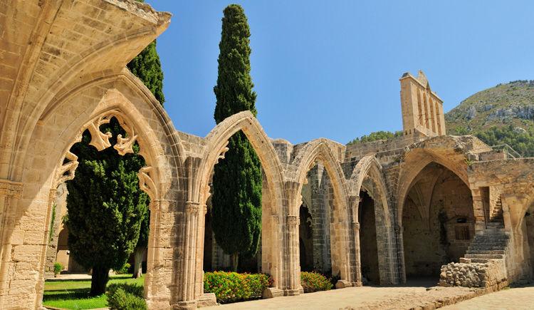 abbaye Bellepais