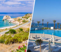 Circuit Chypre Sans Frontière Avec Extension Balnéaire 5 *