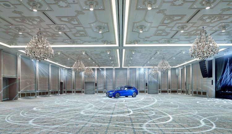 Diamond ballroom