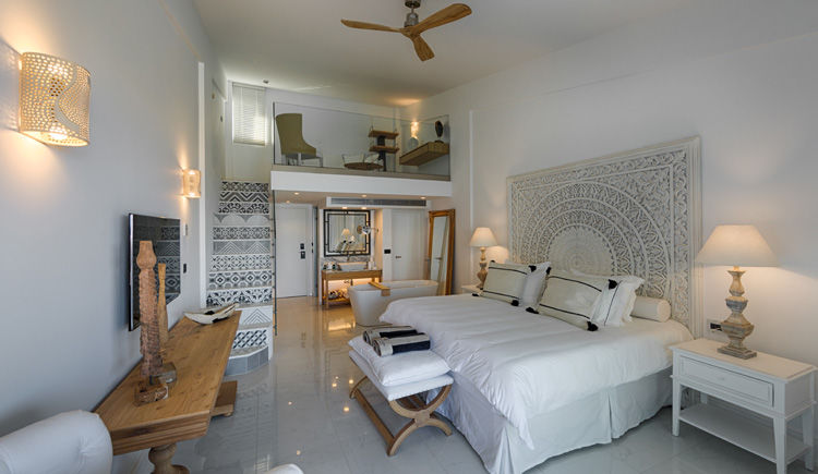 Loft Luxury Guestroom