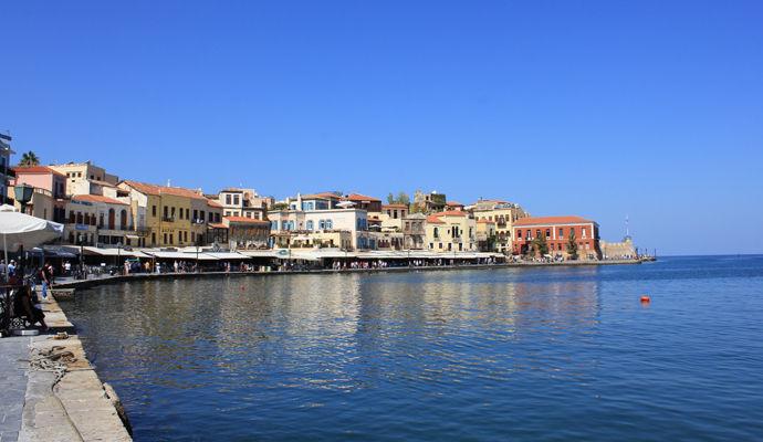 Crète/Santorin 5* «Charme»